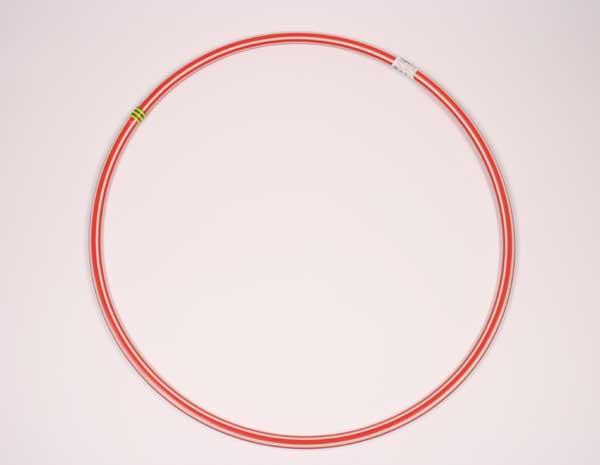 Obruč barevná - 70 cm