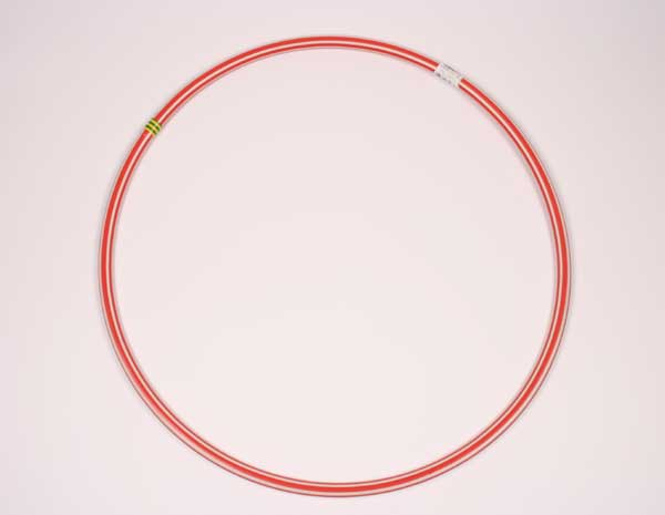 Obruč barevná - 80 cm