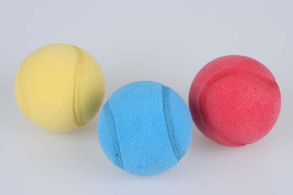 Soft tenis míček 70 - 3 kusy
