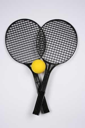 Soft tenis souprava