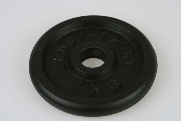 Závaží 1,0 kg 25 mm