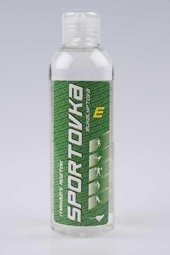SPORTOVKA eukalyptová 190 ml