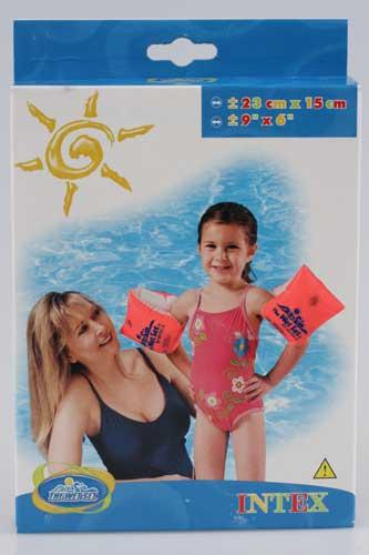 Rukávky Intex DELUXE  23 x 15 cm
