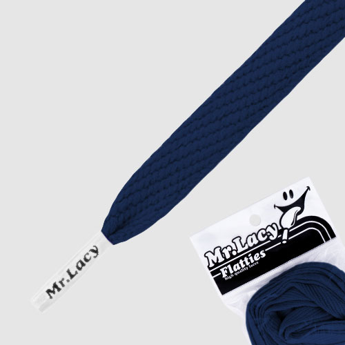 Mr.Lacy Flatties CT - navy-bílá